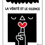La pensée de la semaine : La vérité et le silence