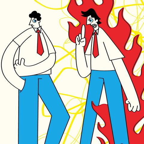 La violence au travail : Savoir reconnaître les signes précurseurs