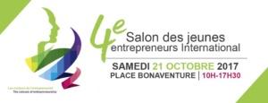 Salon des Jeunes Entrepreneurs International 4e édition 2017 @ Place Bonaventure  | Montréal | Québec | Canada