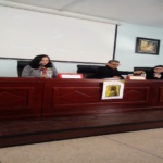 Colloque de littérature et des arts visuels à Agadir: Intervention de Badia Mazboudi