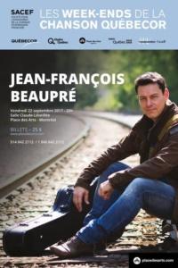 Jean-François Beaupré en spectacle @ Place-des-Arts  | Montréal | Québec | Canada