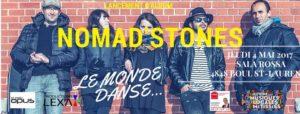 Lancement d'Album de Nomad'Stones! @ La Sala Rossa  | Montréal | Québec | Canada
