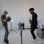 Tournage de « Bessou », le nouveau clip de Just Wôan