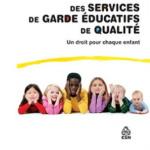 Une aide financière de près de 78 000$ pour faciliter la transition vers l'école et améliorer la qualité de 21 services de garde éducatifs dans le quartier Saint-Michel