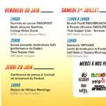 Festival Afrikadi  : L'AFRIQUE DANS TOUS LES SENS !