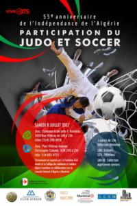 Fête de l'Indépendance de l'Algérie - Soccer & Judo @ Montréal | Québec | Canada