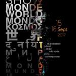 Gala Fashion Show Monde les 15 et 16 septembre 2017