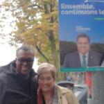 Campagne électorale: Madame Anie Samson brigue un quatrième mandat au poste Maire de l'arrondissement de Villeray–Saint-Michel–Parc-Extension