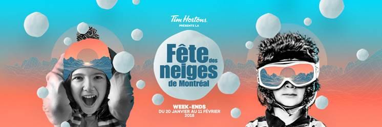 Fête des neiges de Montréal 2018 @ Parc Jean-Drapeau  | Montréal | Québec | Canada