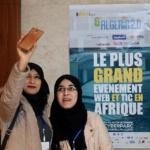 Développement des TIC en Algérie, le portail de l'Afrique : Facebook à l'honneur à Sidi abdellah