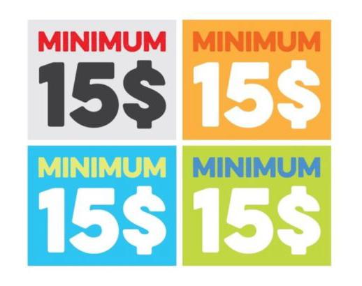 Marché du travail :Un salaire minimum à 15 $ est-il viable au Québec ?