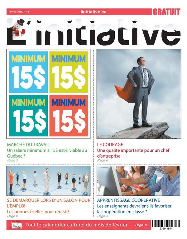 «L'initiative», 4 ans déjà!