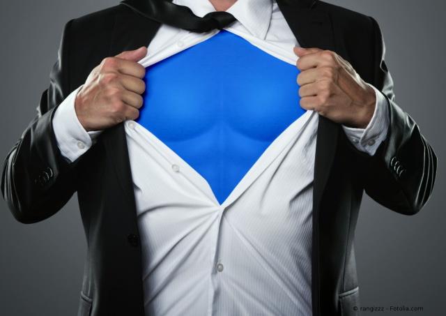 Le courage :Une qualité importante pour un chef d'entreprise