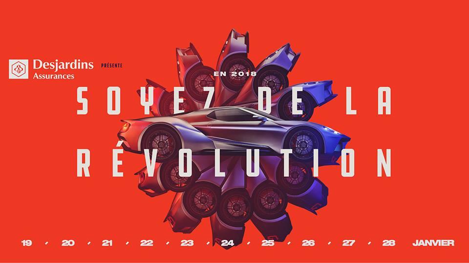 Salon International de l'Auto de Montréal 2018: 75 éditions de passion automobile! @ Palais des congrès de Montréal (Viger) | Montréal | Québec | Canada