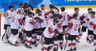 Le Canada remporte le bronze en hockey masculin à Pyeongchang