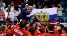Hockey: les Russes l'emportent sur les Allemands